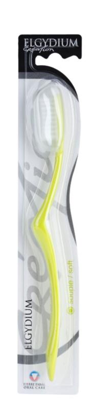 Elgydium Creation Laquee zubní kartáček soft