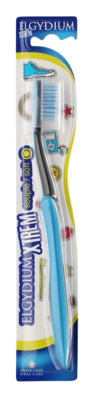 Elgydium XTrem zubná kefka soft