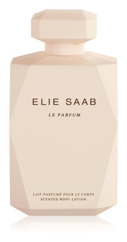 Elie Saab Le Parfum losjon za telo za ženske 200 ml