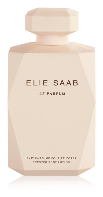 Elie Saab Le Parfum tělové mléko pro ženy 200 ml