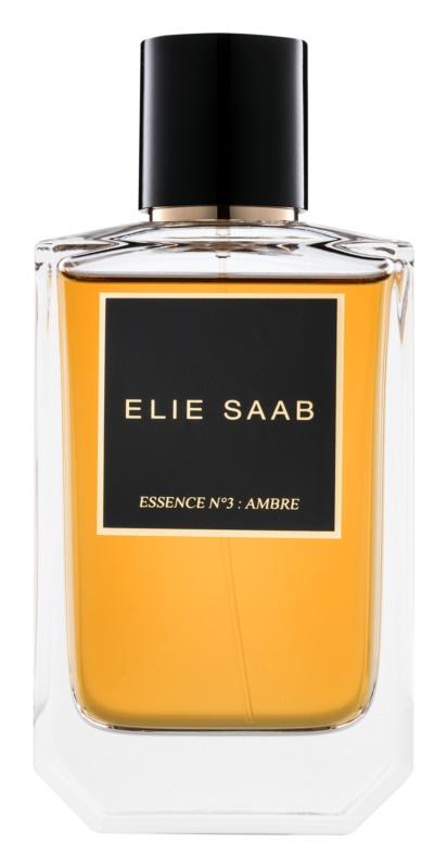Elie Saab Essence N°3 : Ambre woda perfumowana unisex 100 ml