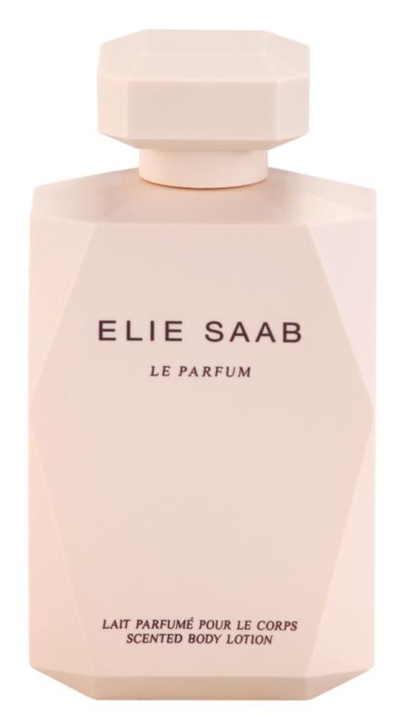 Elie Saab Le Parfum telové mlieko pre ženy 200 ml