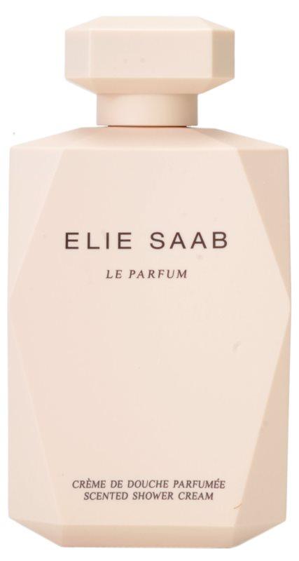 Elie Saab Le Parfum krem do kąpieli dla kobiet 200 ml