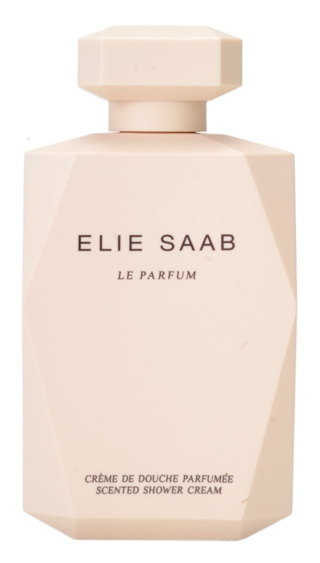 Elie Saab Le Parfum sprchový krém pro ženy 200 ml