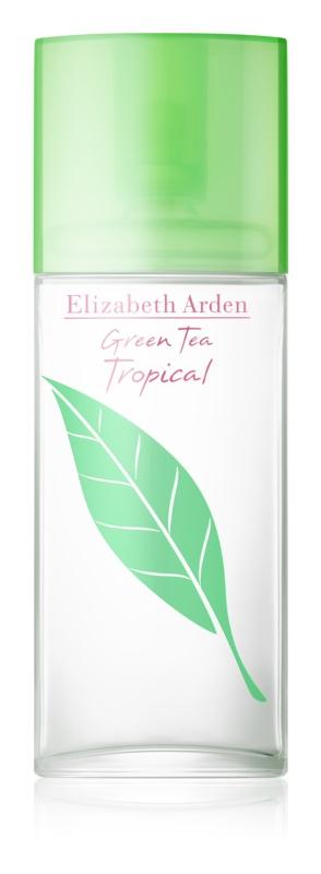 Elizabeth Arden Green Tea Tropical Eau de Toilette voor Vrouwen  100 ml