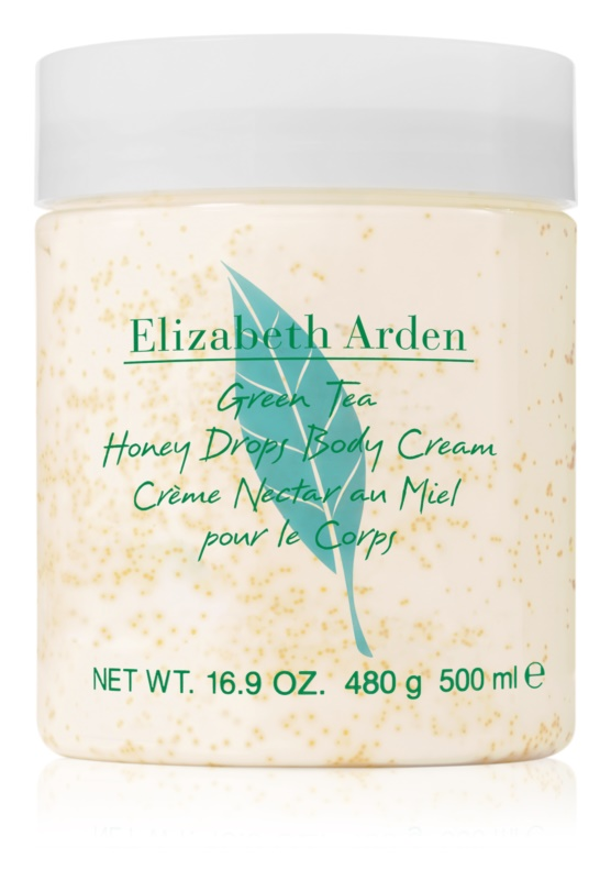 Elizabeth Arden Green Tea Honey Drops Body Cream crema de corp pentru femei 500 ml