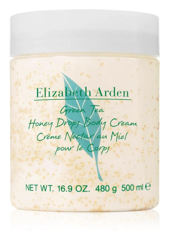 Elizabeth Arden Green Tea Honey Drops Body Cream crème corps pour femme 500 ml
