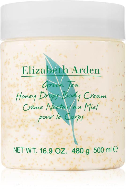 Elizabeth Arden Green Tea Honey Drops Body Cream tělový krém pro ženy 500 ml