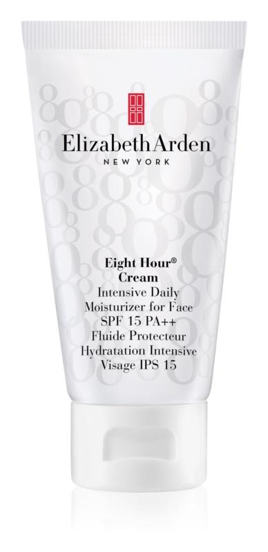 Elizabeth Arden Eight Hour Cream Intensive Daily Moisturizer For Face dnevna vlažilna krema za vse tipe kože