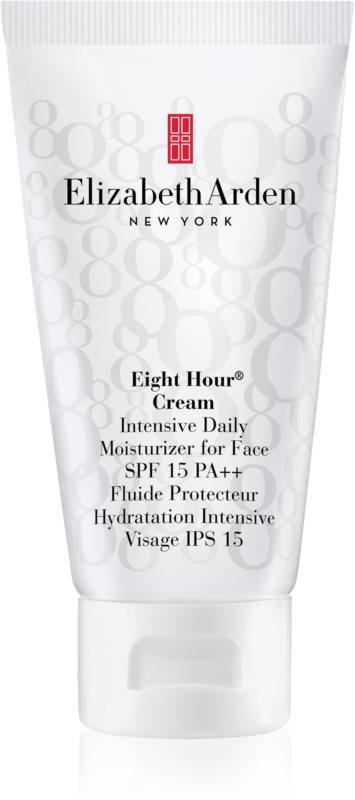 Elizabeth Arden Eight Hour Cream Intensive Daily Moisturizer For Face Moisturizing Day Cream for All Skin Types