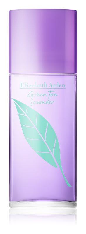 Elizabeth Arden Green Tea Lavender eau de toilette per donna 100 ml