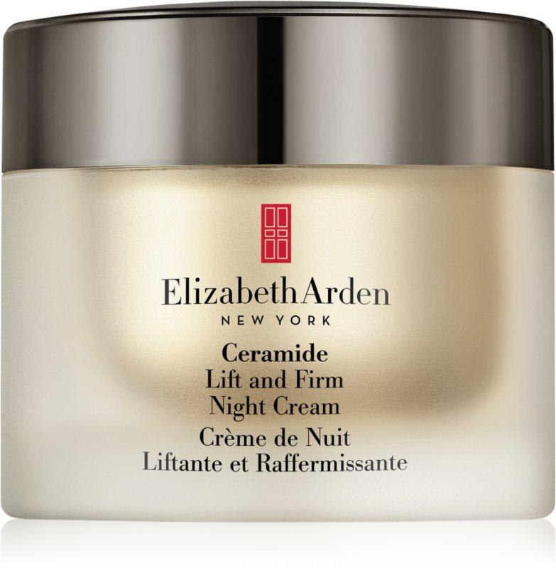 Elizabeth Arden Ceramide Lift and Firm Night Cream crème de nuit