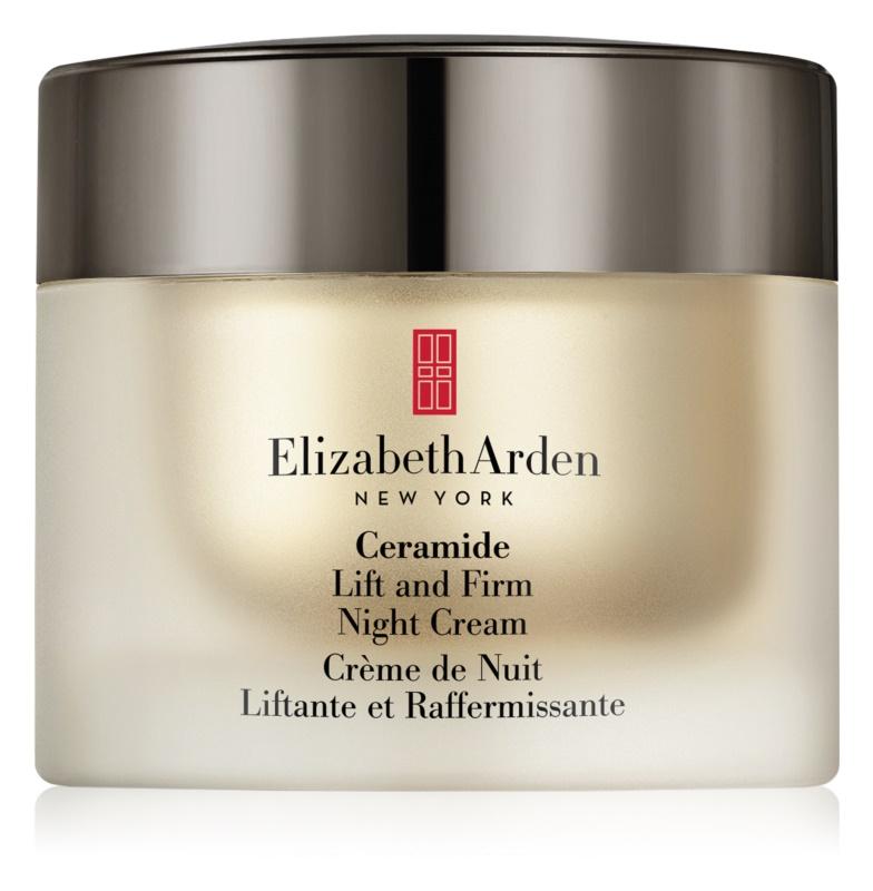 Elizabeth Arden Ceramide Lift and Firm Night Cream nočný krém