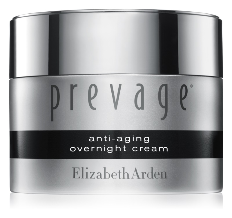 Elizabeth Arden Prevage Anti-Aging Overnight Cream нічний відновлюючий крем
