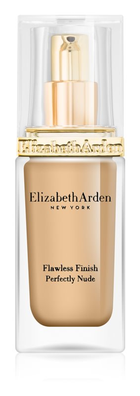 Elizabeth Arden Flawless Finish Perfectly Nude лек хидратиращ фон дьо тен SPF 15