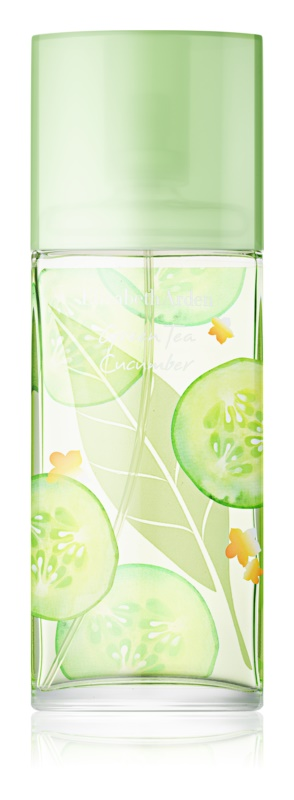 Elizabeth Arden Green Tea Cucumber Eau de Toilette für Damen 100 ml