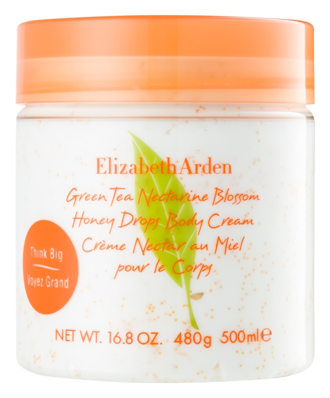 Elizabeth Arden Green Tea Nectarine Blossom Honey Drops Body Cream hydratačný telový krém