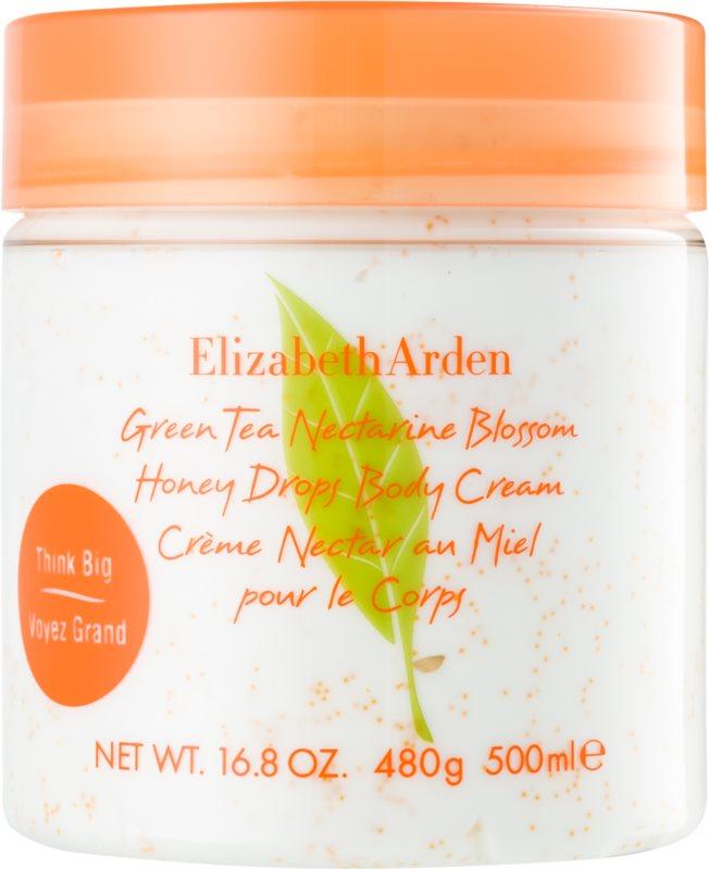 Elizabeth Arden Green Tea Nectarine Blossom Honey Drops Body Cream hydratisierende Körpercreme