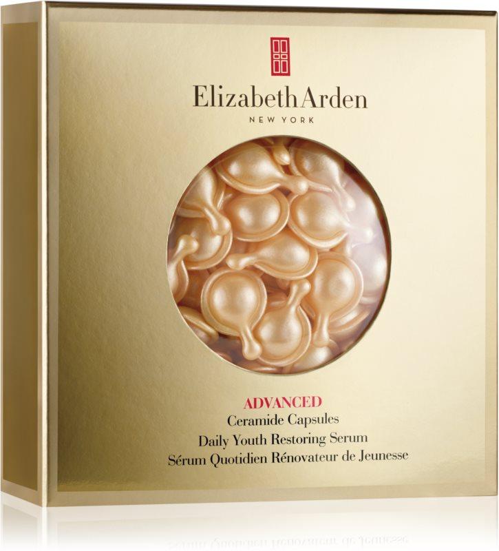 Elizabeth Arden Ceramide Daily Youth Restoring Serum Gezichtsserum in Capsules