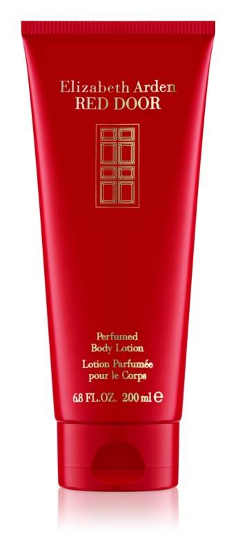 Elizabeth Arden Red Door Perfumed Body Lotion Körperlotion Damen 200 ml