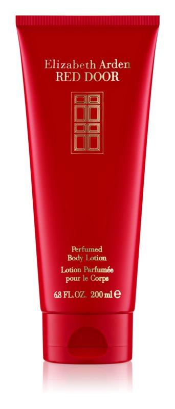 Elizabeth Arden Red Door Perfumed Body Lotion Körperlotion für Damen 200 ml