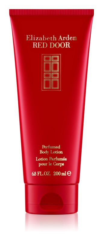 Elizabeth Arden Red Door Perfumed Body Lotion latte corpo per donna 200 ml