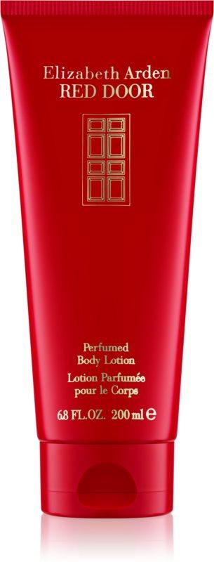 Elizabeth Arden Red Door Perfumed Body Lotion tělové mléko pro ženy 200 ml