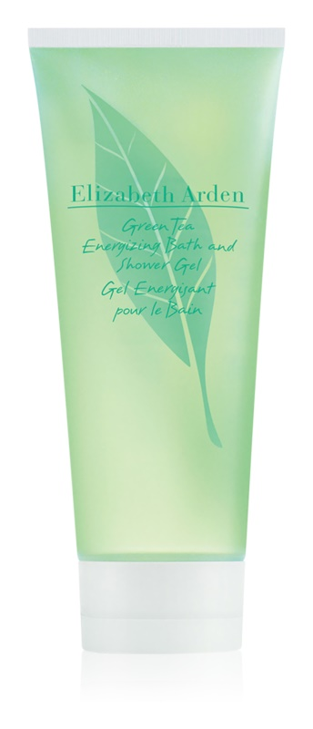 Elizabeth Arden Green Tea Energizing Bath and Shower Gel gel de dus pentru femei 200 ml