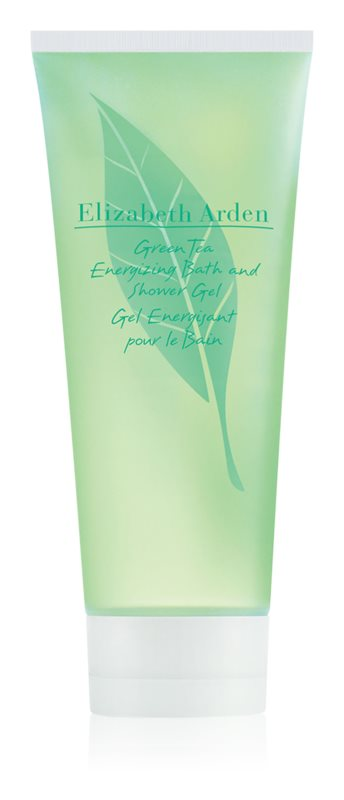 Elizabeth Arden Green Tea Energizing Bath and Shower Gel tusfürdő nőknek 200 ml