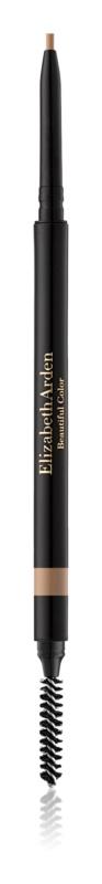 Elizabeth Arden Beautiful Color Natural олівець для брів  зі щіточкою