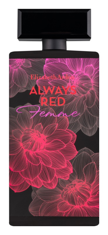 Elizabeth Arden Always Red Femme toaletná voda pre ženy 100 ml
