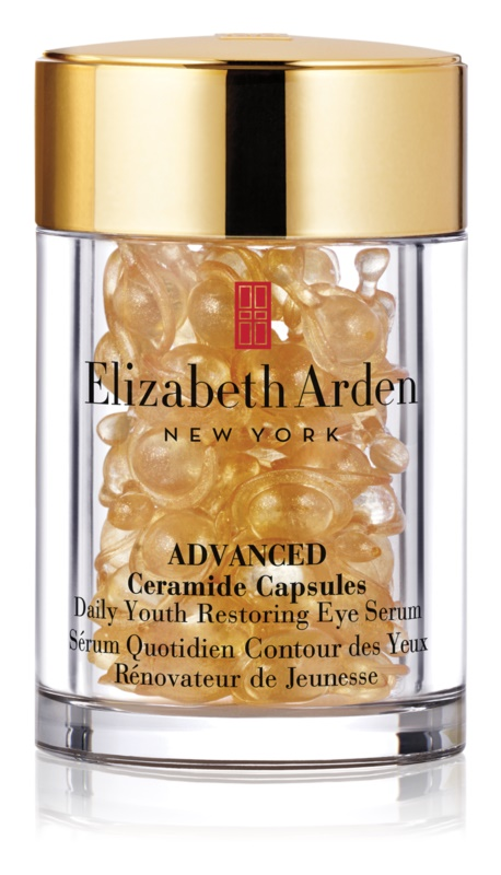 Elizabeth Arden Ceramide Advanced Daily Youth Restoring Eye Serum ser pentru ochi in capsule