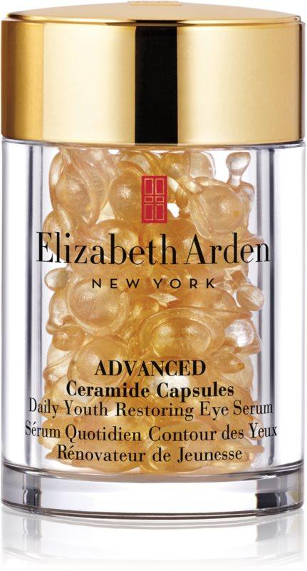 Elizabeth Arden Ceramide Advanced Daily Youth Restoring Eye Serum sérum yeux en capsules