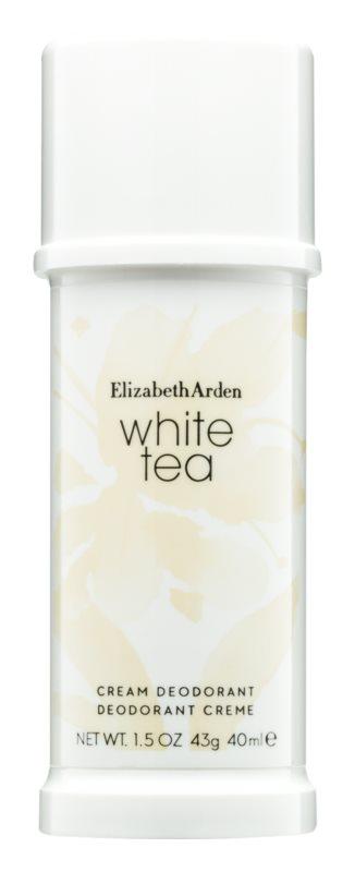 Elizabeth Arden White Tea Cream Deodorant Creme Deodorant für Damen 40 ml