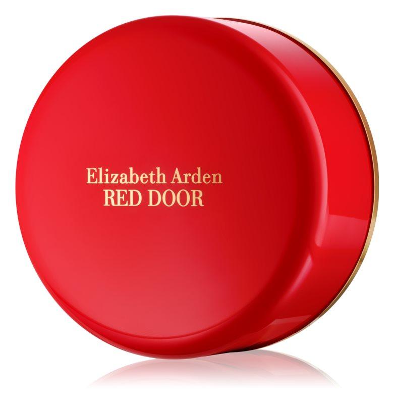Elizabeth Arden Red Door Perfumed Body Powder pudra de  corp pentru femei 75 g