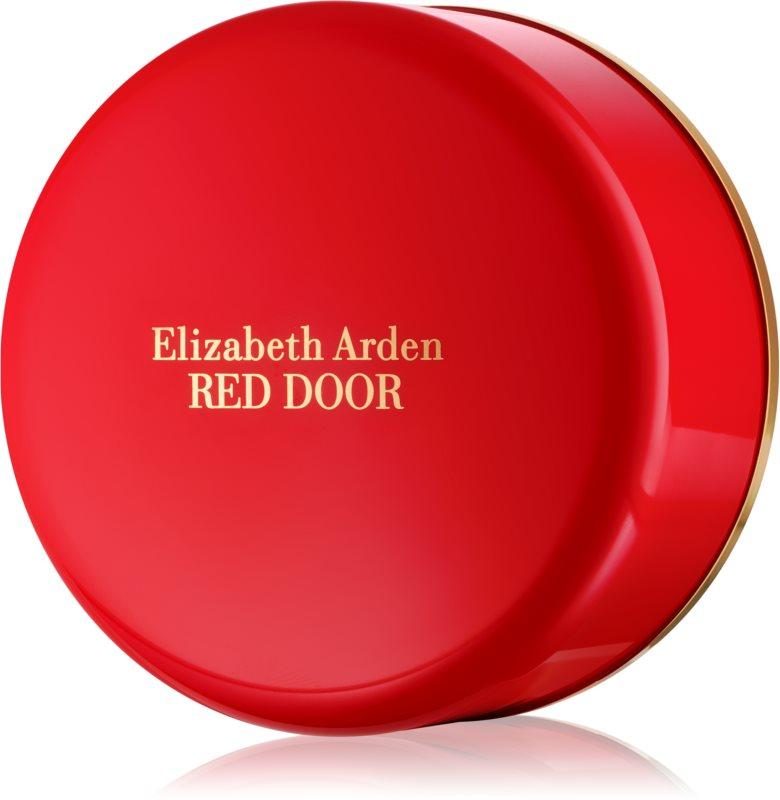 Elizabeth Arden Red Door Perfumed Body Powder tělový pudr pro ženy 75 g