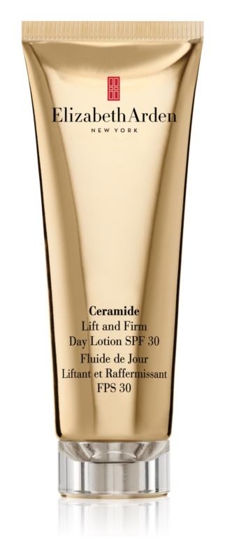 Elizabeth Arden Ceramide Plump Perfect Ultra Lift and Firm Moisture Lotion Hydraterende Emulsie met Lifting Effect