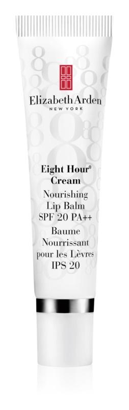 Elizabeth Arden Eight Hour Cream Nourishing Lip Balm výživný balzam na pery SPF 20