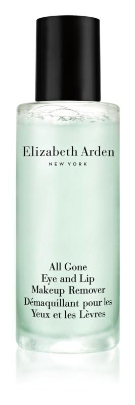Elizabeth Arden All Gone Eye And Lip Makeup Remover demachiant pentru ochi si buze
