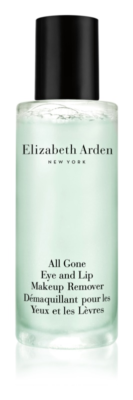 Elizabeth Arden All Gone Eye And Lip Makeup Remover démaquillant yeux et lèvres