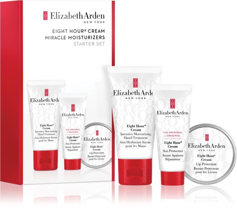 Elizabeth Arden Eight Hour Cream Miracle Moisturizers kosmetická sada XV.