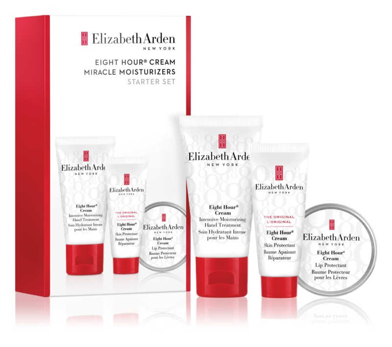 Elizabeth Arden Eight Hour Cream Miracle Moisturizers Kosmetik-Set  I.