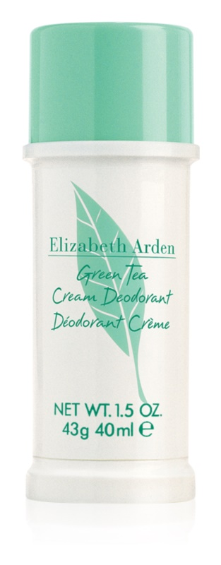 Elizabeth Arden Green Tea Cream Deodorant Deodorant Roll-on for Women 40 ml