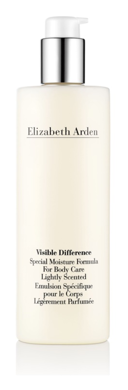 Elizabeth Arden Visible Difference Special Moisture Formula For Body Care Special Moisture Formula For Body Care