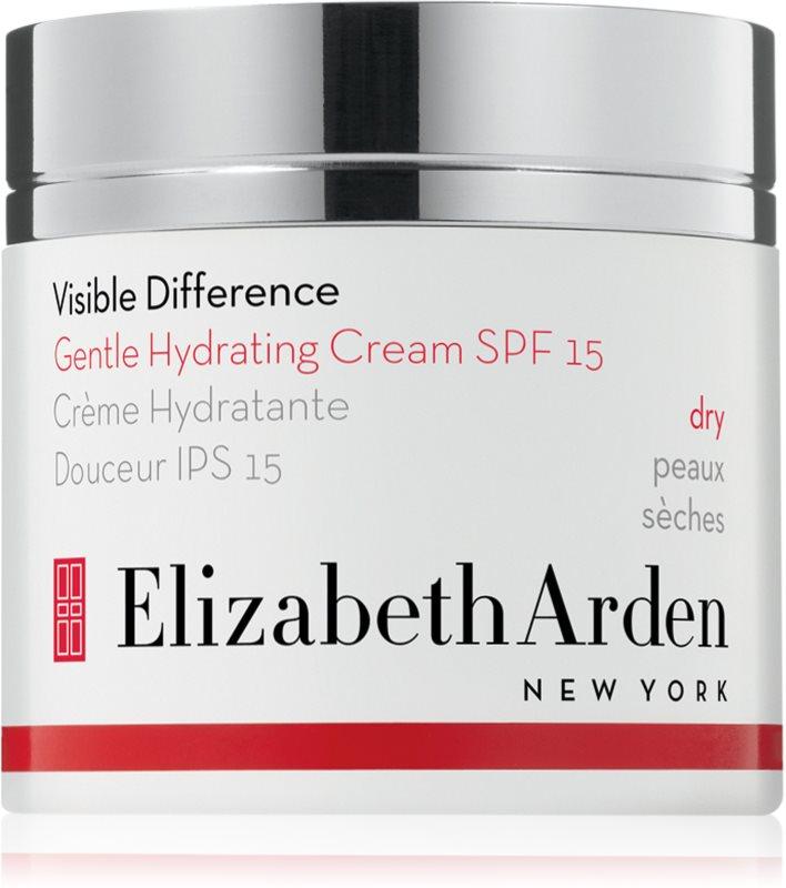 Elizabeth Arden Visible Difference Gentle Hydrating Cream denní hydratační krém SPF15