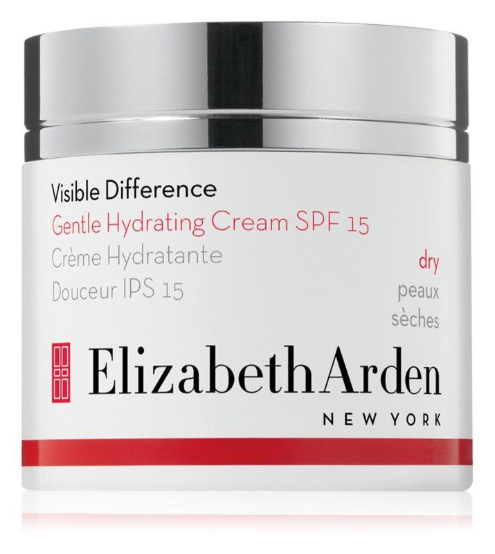 Elizabeth Arden Visible Difference Gentle Hydrating Cream Feuchtigkeitsspendende Tagescreme LSF 15