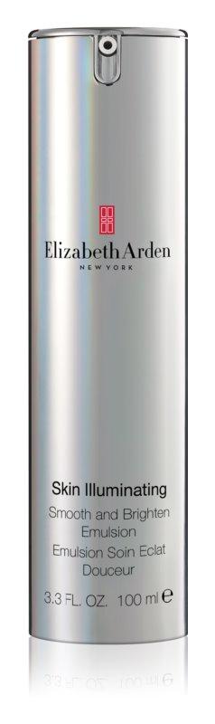 Elizabeth Arden Skin Illuminating Smooth and Brighten Emulsion posvetlitvena emulzija z vlažilnim učinkom