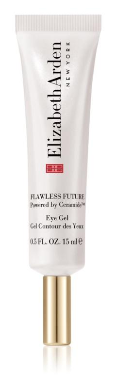 Elizabeth Arden Flawless Future Eye Gel Ceramide Eye Gel to Treat Swelling and Dark Circles