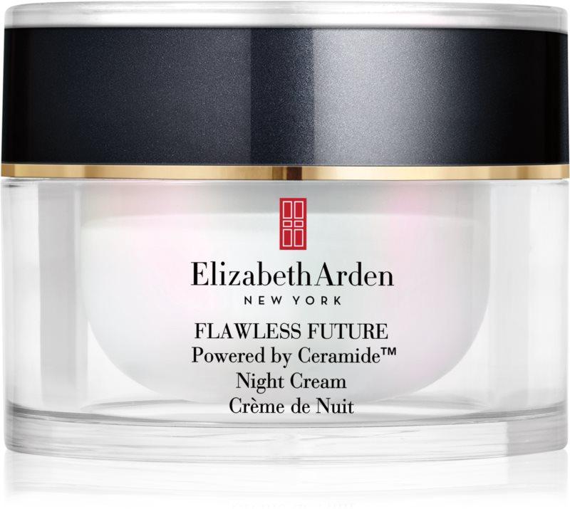 Elizabeth Arden Flawless Future Night Cream crema de noapte hidratanta cu ceramide