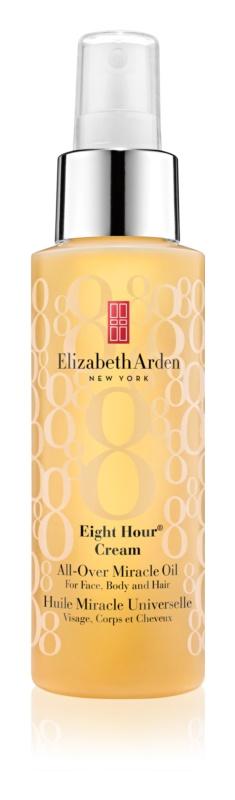 Elizabeth Arden Eight Hour Cream All-Over Miracle Oil hydratisierendes Öl für Gesicht, Körper und Haare